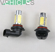 2X LED Fog Light 9006 Bulb For VW Golf MK6 Passat B6 Transporter T5 Polo Touareg