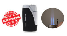 Honest Jet Torch Butane Gas Cigar Cigarette Refillable Lighter Dual Flame New