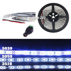 Waterproof 5M Warm Cold White 3528 5050 5630 SMD LED Strip Light Good Quality