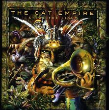 Steal The Light - Cat Empire (2013, CD NEUF) 823674010126