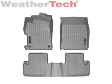 WeatherTech® Floor Mats FloorLiner for Honda Civic Coupe - 2012-2013 - Grey