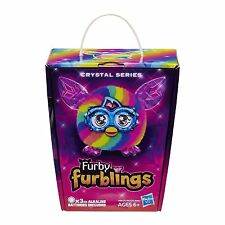 Furby Boom Furblings Rainbow Hasbro Electronic Talking Pet Toy Ages 6+ Girls