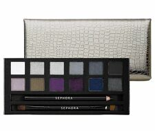 SEPHORA COLLECTION IT Eye Shadow Palette Smoky Smokey - New