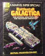 1978 Marvel Treasury Super Special BATTLESTAR GALACTICA #8 VG- 3.5 Ernie Colon