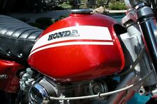 CANDY RUBY RED Custom Mix Paint for Honda Motorcycles- QUART - SL/CB/CL/CT/XL