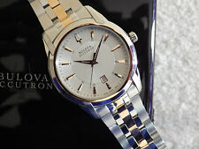 Bulova Accutron Collection 65B152 Men's Swiss Made Watch RRP £575 - NEW