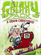 Galaxy Zack: A Green Christmas! 6 by Ray O'Ryan (2013, Paperback)