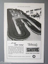 R&L Ex-Mag Advert: Scalextric Real Motor Racing