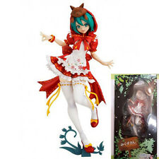 "HATSUNE MIKU CAPERUCITA ROJA 25 CM / RED RIDING HOOD 9,8"" PROJECT DIVA 2ND"