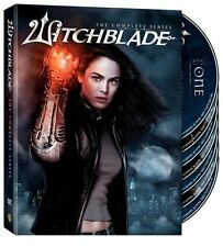Witchblade Complete Series DVD Set Collection TV Show Lot Season Episodes Box R1