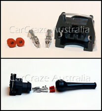Bosch 2pin connector replacement kit (6X) for Nissan Z32 Porsche BMW Audi Merc