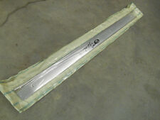 NOS GM 71 72 73 74 75 Chevrolet Impala Caprice SS Convertible Sill Plates PAIR