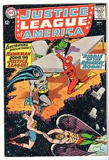Justice League of America #31 - Hawkman Joins JLA, Very Good Condition.