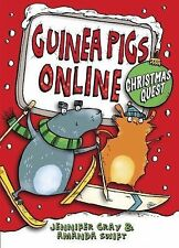 Guinea Pigs Online: Christmas Quest by Amanda Swift and Jennifer Gray (2014,...