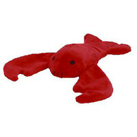 TY BEANIE BABIES PINCHERS THE LOBSTER BABY RETIRED 4TH GEN TAG
