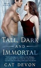 Tall, Dark and Immortal (Entity Series)-ExLibrary