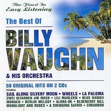 Very Best of Billy Vaughn by Billy Vaughn (CD, Feb-1997, Repertoire)