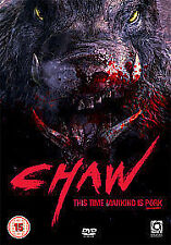 Chaw DVD Region 2 Horror *New & Sealed* Korean