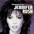 Jennifer Rush - The Power Of Love - CD NEW & SEALED Greatest Hits / Very Best uk