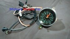 66 67 Chevy chevelle malibu el camino CONSOLE CLOCK &  HARNESS   new quartz