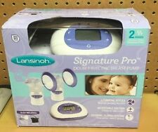 Lansinoh Signature Pro Double Electric Breast Pump, New