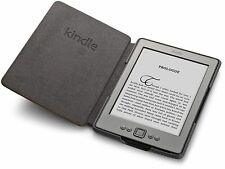 Genuine Amazon Kindle 4th and 5th Generation Black Leather Cover Case ex-display