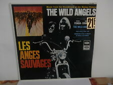 "les anges sauvages(the wild angels)""lp12""original.france.de 1966.cap:ttx40400"