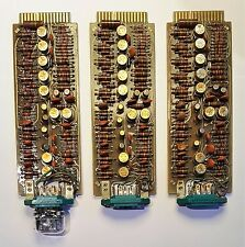Nixie Tube and Circuit Boards - LOT of 3