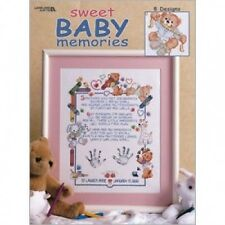 Cross Stitch Chart/Pattern - Sweet Baby Memories