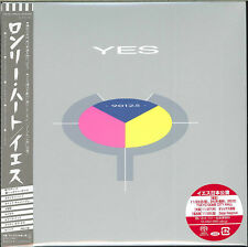 YES-90125-JAPAN MINI LP SACD Hybrid Ltd/Ed H40