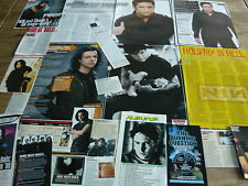 NINE INCH NAILS - MAGAZINE CUTTINGS COLLECTION (REF 3)