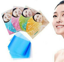 FD721 Facial Oil Control Absorption Film Tissue Makeup Blotting Paper ~50 Sheets