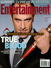 Entertainment Weekly 6/12,Christopher Meloni,June 2012,NEW