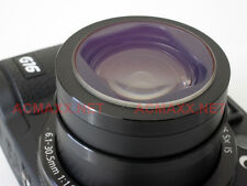 ACMAXX Multi-Coated LENS ARMOR MRC UV FILTER for Canon PowerShot G12 G-12 camera