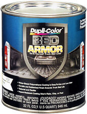 Dupli Color Armor DIY Truck Bed Liner Kevlar Brush Roll On Protect Scratch Quart