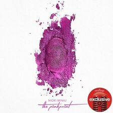 The Pinkprint [Target Exclusive] * by Nicki Minaj (CD) NEW