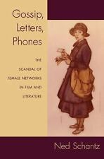 Gossip, Letters, Phones: The Scandal of Female Networks in Film and Li-ExLibrary