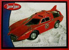 El capitán escarlata-tarjeta #67 espectro Saloon Coche-Tarjetas inc. 2001