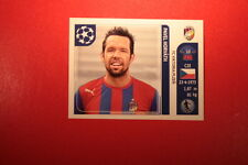 PANINI CHAMPIONS LEAGUE 2011/12 N 539 HORVATH V. PLZEN WITH BLACK BACK MINT!!