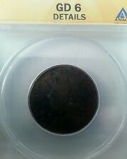 1786 vermont colonial bust left good 6 details anacs corroded damaged