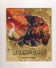 BORN OF THE GODS   FAT PACK PLAYER'S GUIDE MTG MAGIC THE GATHERER
