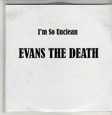 (CS742) Evans the Death, I'm So Unclean - 2011 DJ CD