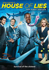 House of Lies: The First Season (DVD, 2012, 2-Disc Set)