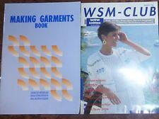 Für jede Strickmaschine Strickbuch WSM-Club