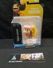 "Dixie Kong donkey kong World of Nintendo 2.5"" figure Jakks Pacific"