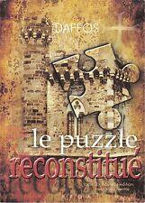 Rennes-le-Château - Le Puzzle Reconstitué (Franck Daffos) NEUF nouvelle édition