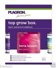 Plagron Terra Parte Superior Cultivo Box Nutriente