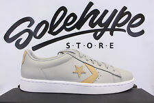 CONVERSE PRO LEATHER 76 TUMBLED LOW TOP PL  155666C SZ 10.5