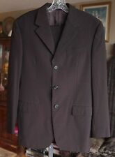 New mens runway Prada blazer jacket coat suit, sz 46R / US 36 CHEST, $2800