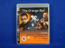 ps3 ORANGE BOX The Game Half Life 2 Portal Team Fortress 2 REGION FREE